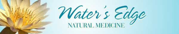 Water's Edge Natural Medicine Logo